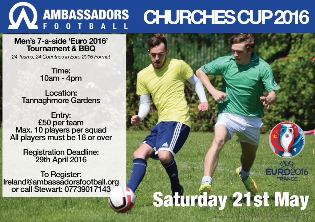 Churches cup 2016